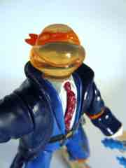 Playmates Teenage Mutant Ninja Turtles Invisible Man Michaelangelo