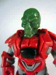 The GodBeast Customs Glyos Green Glyos-Compatible Skull Head Glyos Accessory