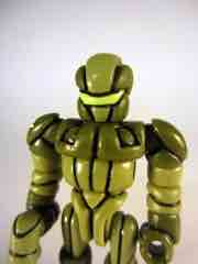 Onell Design Glyos Task Force Volkriun Glyan Captain Ruger Action Figure