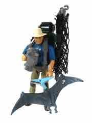 Kenner Jurassic Park Alan Grant Action Figure