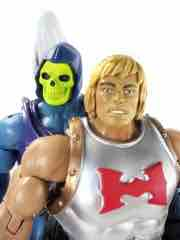 Mattel Masters of the Universe Classics Terror Claws Skeletor and Flying Fists He-Man