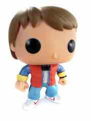 Funko Pop! Movies Back to the Future Marty McFly Vinyl Figure