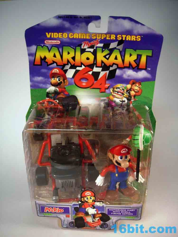 16bit Com Figure Of The Day Review Toy Biz Video Game
