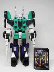 Hasbro Transformers Generations Titans Return Six Shot