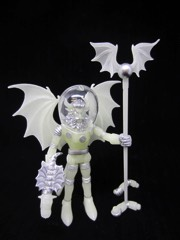 The Outer Space Men, LLC Outer Space Men Cosmic Radiation Mystron Action Figure