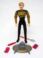 Playmates Star Trek: The Next Generation Lieutenant Natasha Yar Action Figure