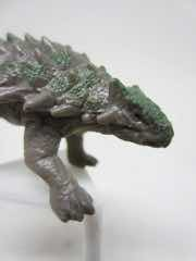 Mattel Jurassic World Mini Action Dino Ankylosaurus Action Figure