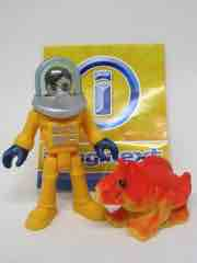 Fisher-Price Imaginext Series 10 Collectible Figures Spaceman & Alien