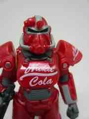 Just Toys Intl. Fallout Mega Merge Nuka T-51 Power Armor