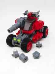 Mechazone Mechanauts Epsilon Buggy NP-03 Action Vehicle