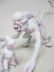NECA Aliens Classics Series Neomorph Alien Action Figure