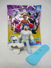 Fisher-Price Imaginext Series 9 Mystery Figures Yeti Snowboarder