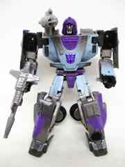 Hasbro Transformers Generations War for Cybertron Trilogy Decepticon Mirage Action Figure