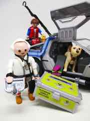 Playmobil Back to the Future DeLorean Time Machine Vehicle with Figures