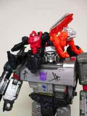 Transformers Generations War for Cybertron Trilogy Megatron with Captive Pinpointer and Captive Lionizer Action Figures