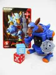 Takara-Tomy Beast Saga Kannigal Action Figure