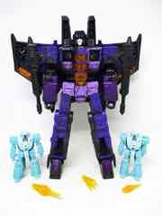 Transformers Generations War for Cybertron Trilogy Hotlink with Heatstroke and Heartburn Action Figures