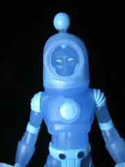 The Outer Space Men Bluestar Metamorpho Action Figure