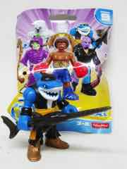 Fisher-Price Imaginext Series 9 Mystery Figures Shark Pirate