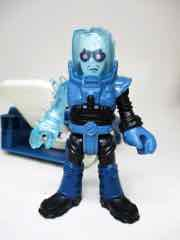 Fisher-Price Imaginext DC Super Friends Slammers Arctic Sled with Mr. Freeze Set