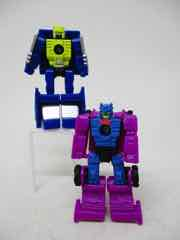 Hasbro Transformers Generations War for Cybertron Earthrise Micromasters Decepticon Ground Hog and Roller Force Action Figures