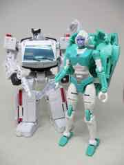Hasbro Transformers Generations War for Cybertron Trilogy Galactic Odyssey Collection Paradron Medics Autobot Ratchet and Lifeline Action Figures