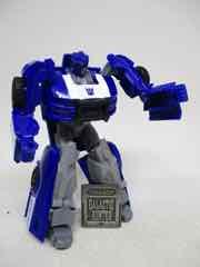 Hasbro Transformers Authentics Bravo Barricade Action Figure
