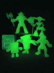 October Toys Outlandish Mini Figure Guys (OMFG) Series 3 Glow-in-the-Dark Minifigures