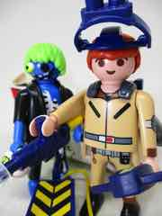 Playmobil The Real Ghostbusters 9388 Stantz with Sky Bike