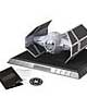 Star Wars Die Cast Darth Vader's TIE Fighter Replica