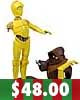 Star Wars Animated C-3PO with Jawa Maquette