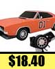 Dukes of Hazzard General Lee Radio Control Car