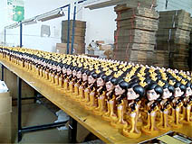 Dr. Mrs. The Monarch Bobble Heads