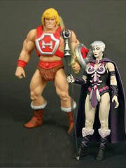 New He-Man, Evil-Lyn