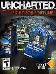 UNCHARTED: Fight for Fortune Card Game
