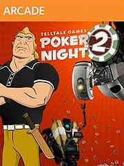 Telltale Games Poker Night 2