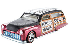 Toys R Us 2013 Hot Wheels Collector Edition Purple Passion Woody Promotion