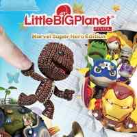LittleBigPlanet Vita Marvel Edition