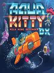 Aqua Kitty � Milk Mine Defender DX
