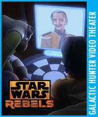 Galactic Hunter Video Theater