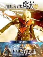 Final Fantasy Type-0 HD Digital Day One Edition