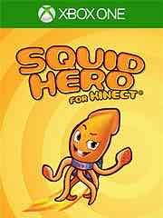 Squid Hero for Kinect