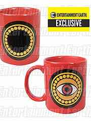 Dr. Strange Eye of Agamotto Amulet 11 oz. Heat Change Mug - Entertainment Earth Exclusive