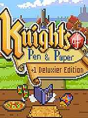 Knights of Pen and Paper +1 Deluxier Edition