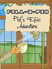 Phil�s Epic Fill-a-Pix Adventure