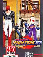 NeoGeo The King of Fighters �97