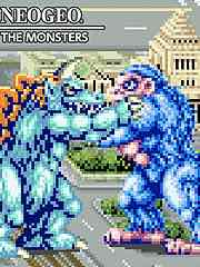 ACA Neo Geo King Of The Monsters