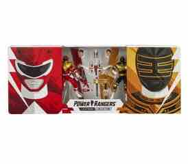 Boxed Power Rangers