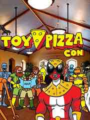 Toy Pizza Con