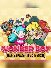 Wonder Boy Returns Remix